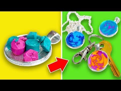 16 DIY Jewelry Crafts and Hacks