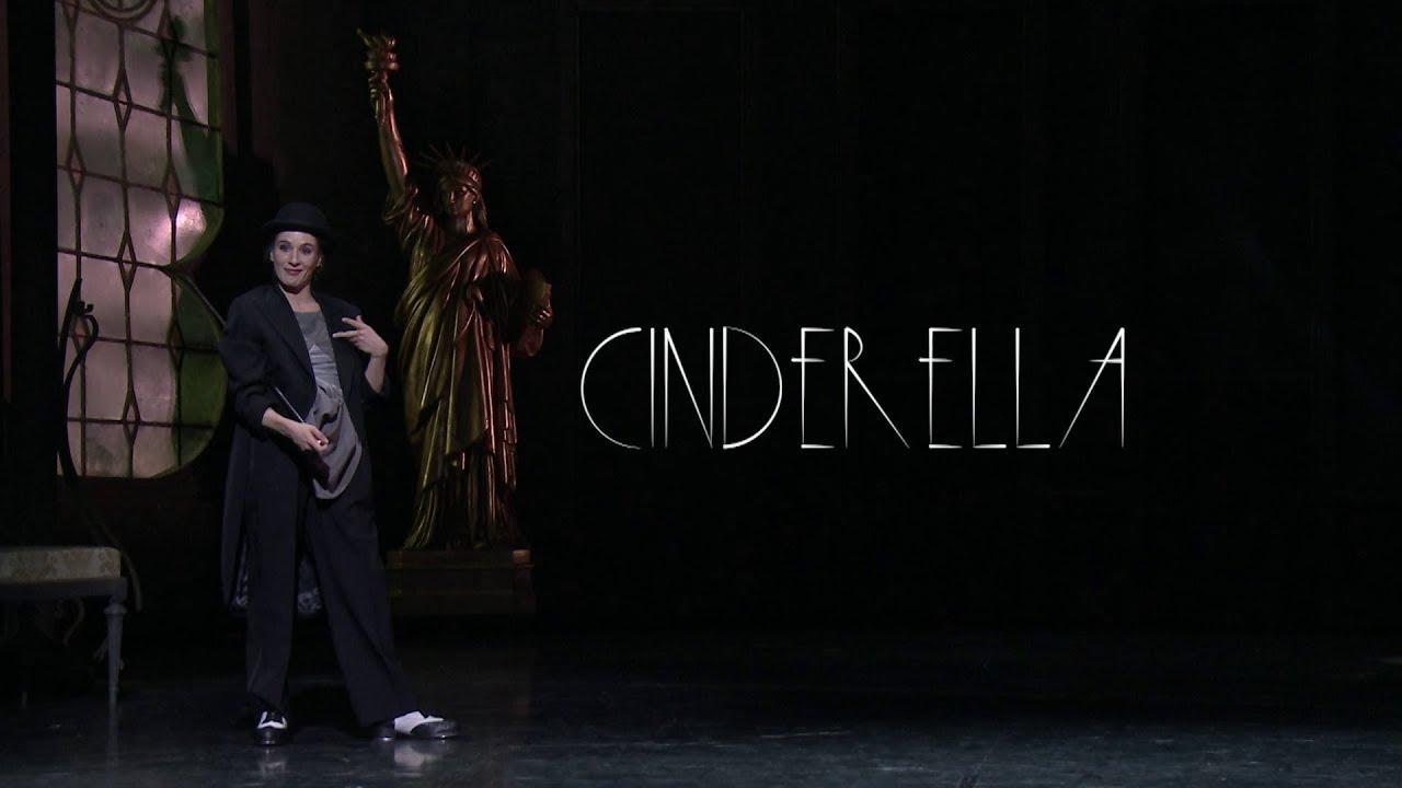 7287dab48 Prokofievov balet Popoluška z Paríža v sieti kín CINEMAX - Opera Slovakia
