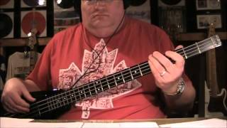 Scorpions You Give Me All I Need Bass Cover