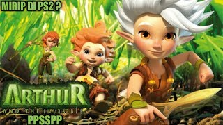 Download Game Arthur And The Invisibles PPSSPP Android