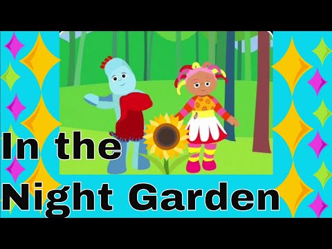 In the Night Garden - story - games