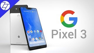 Google Pixel 3 (2018) - FIRST LOOK!