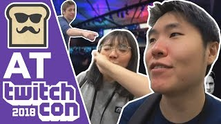 MY THING IS JUST TO BE NICE TO EVERYONE NOW | ft. LilyPichu, Pokimane, Sodapoppin | Twitchcon 2018