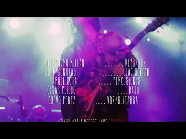 Cuevo Perez/ Me Voy Destrozando - The Fillmore San Francisco ,CA