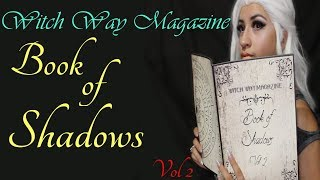 Witch Way Magazine : Book of Shadows Vol 2