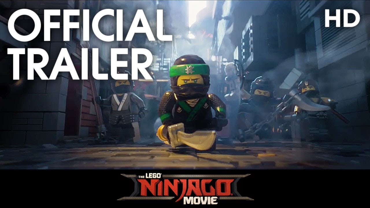 Ninjago Movie Trailer