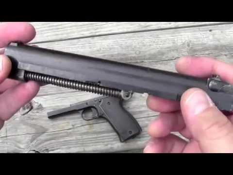 French Model 1935A Pistol