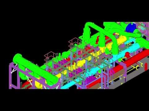 Detailed Engineering & Structural Design - Gas Metering Skid - Rishabh Engineering