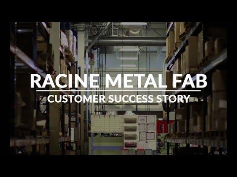 WorkWise Customer Success Story - Racine Metal Fab