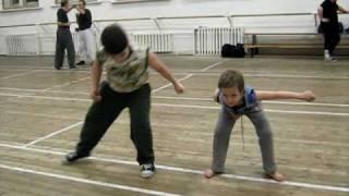 видео ушу для детей в Санкт-Петербурге