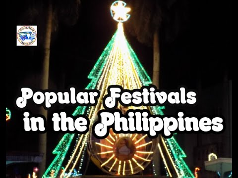 5 Popular Festivals in the Philippines