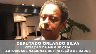 Deputado Orlando Silva - Autoridade Nacional de Proteção de Dados