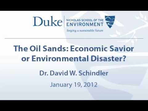 The Oil Sands: Economic Savior or Environmental Disaster?