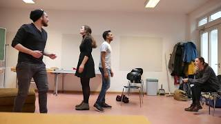 Stage Kiss by Sarah Ruhl - Trailer (Entity Theatre)