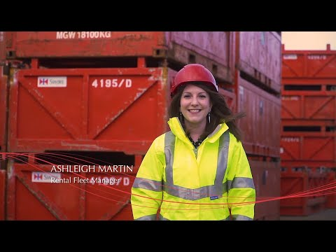 Swire Oilfield Services - Offshore Containers Global Rental Services