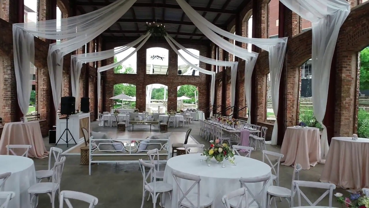 Zach And Chancey S Beautiful Wyche Pavilion Wedding Greenville Sc Snippet 3