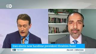 Deutsche Welle : Qi's Trita Parsi on Iran's election results and US-Iran relations