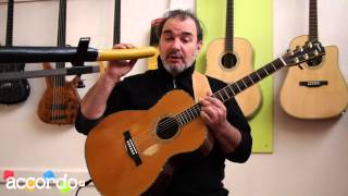 Florio Pozza spiega il didgeridoo