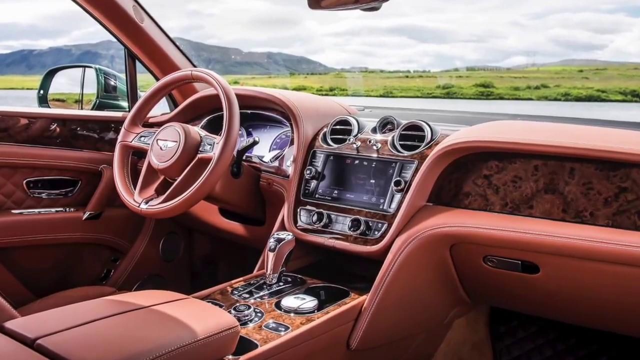Bentley Bentayga Suv Hp Youtube