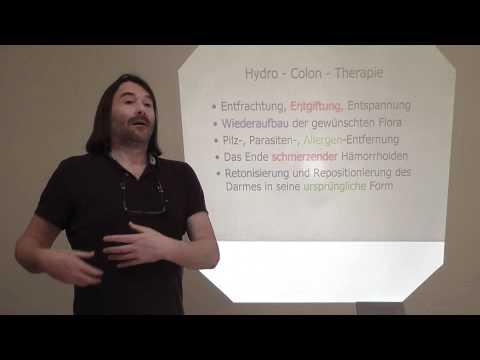Hydro Colon Therapie