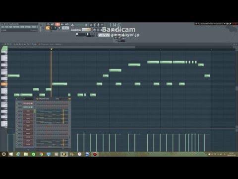Crystal Lake ft Kifi - Into The Sunset Headhunterz EditFL Studio12
