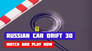 Russian Car Drift 3D · Game · Gameplay