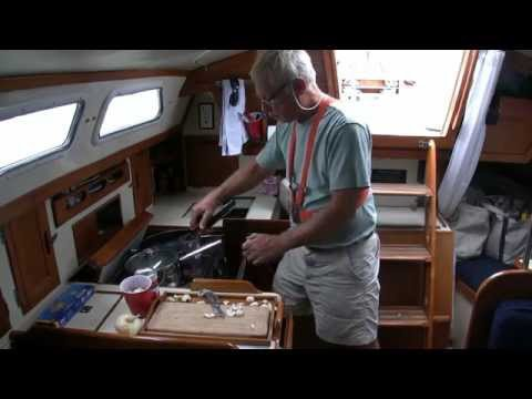 """Why We Sail -- """"Fine Dining"""""""
