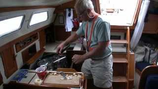 "Why We Sail -- ""Fine Dining"""