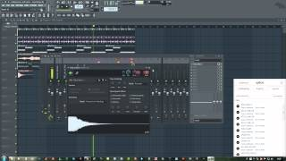 Making A Downtempo Beat In FL Studio [With Splice Sound Samples] [Re-Uploaded]