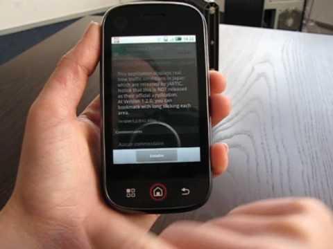 Motorola Dext - LesNumeriques / DigitalVersus