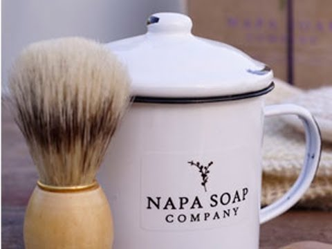 Napa Soap Company - Shaving Sets