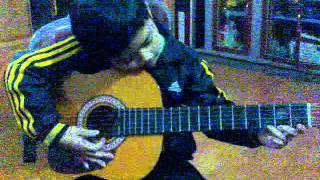 Cầu Vồng Khuyết guitar