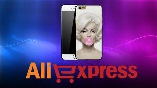 Чехлол на iPhone 6 с Мерилин Монро - Посылка с AliExpress