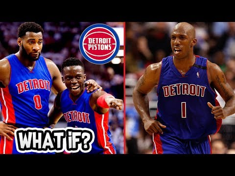 Could Chauncey Billups lead the current Detroit Pistons to an NBA Championship? NBA 2K18 Challenge