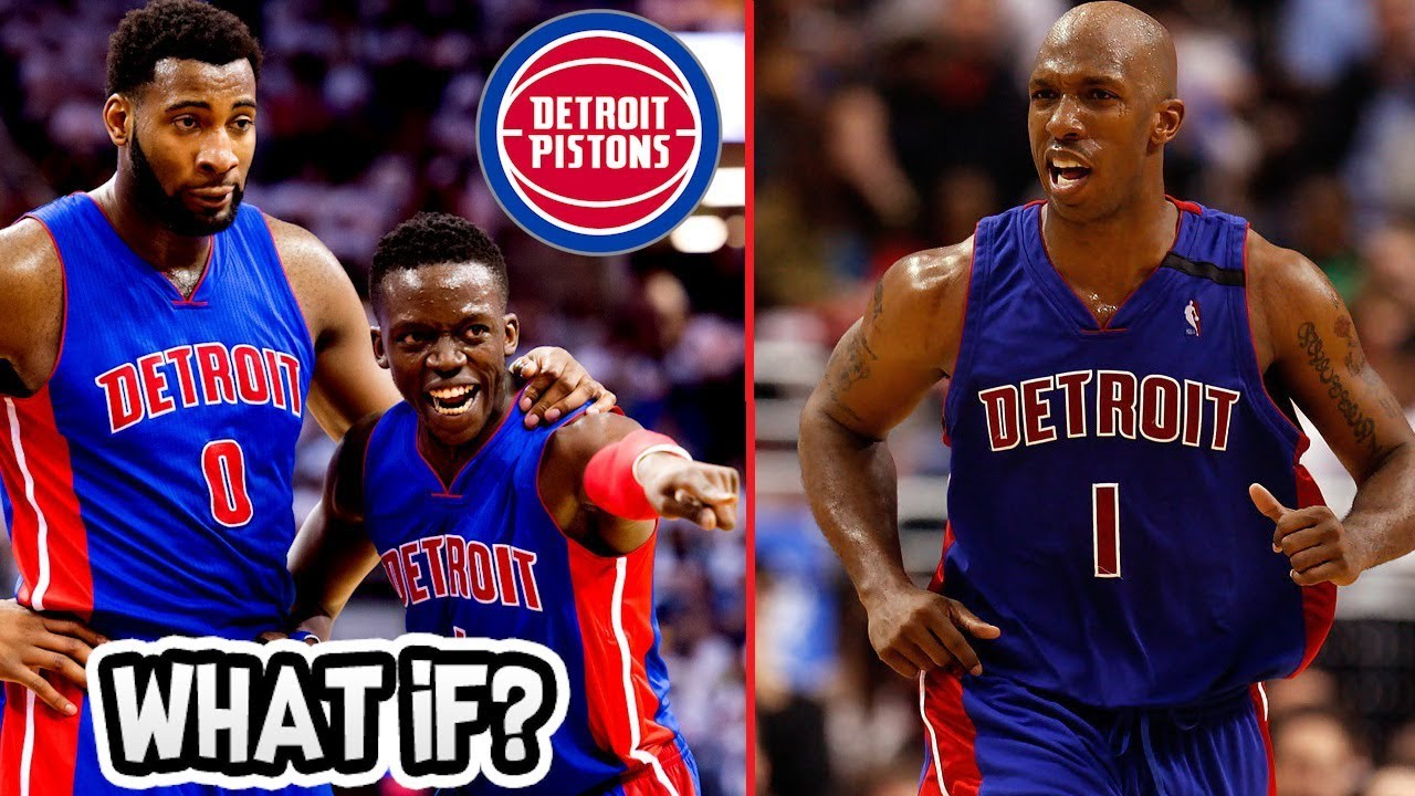 56fd8f422 Could Chauncey Billups lead the current Detroit Pistons to an NBA  Championship  NBA 2K18 Challenge