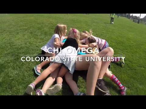 Colorado State University:  Chi Omega Recruitment 2017