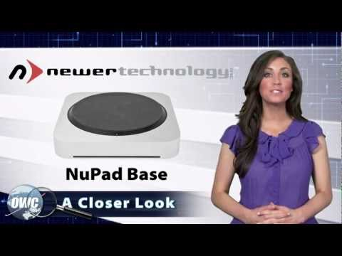 A Closer Look - Newer Technology NuPad Base for Mac mini