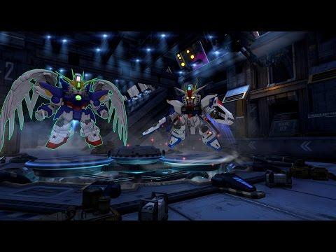 SD Gundam Next Evolution  Duo Partners [BerserkD/Newtype]