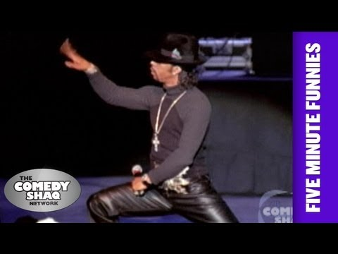 Katt Williams⎢Commercials Lie and Tell the Truth⎢Shaq's Five Minute Funnies⎢Comedy Shaq