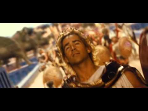 Alexander - Titans (Vangelis) HD