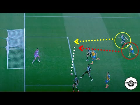 Analysing ALL of Newcastle's goals conceded so far this season