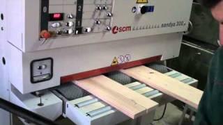 SCM Sandya 300 - cała szerokość