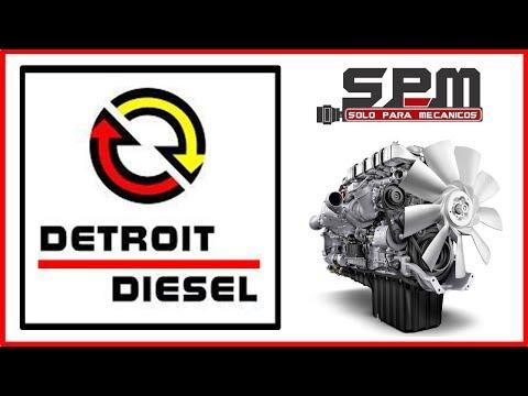 Detroit Diesel  Service Literature