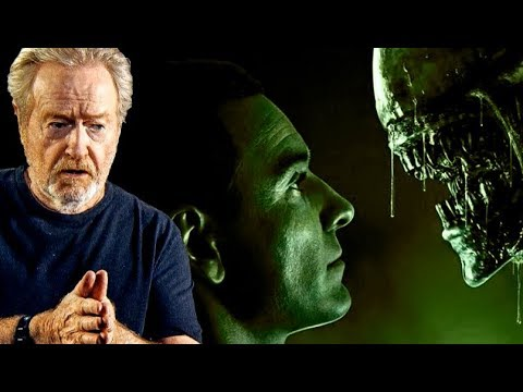 """Ridley Scott: Alien Series to be """"taken over by A.I.s"""" - Opinion"""