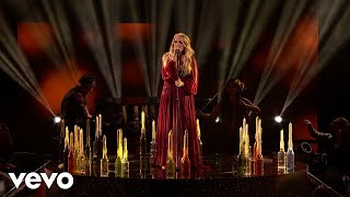 Carrie Underwood Spinning Bottles 2018 American Music Awards