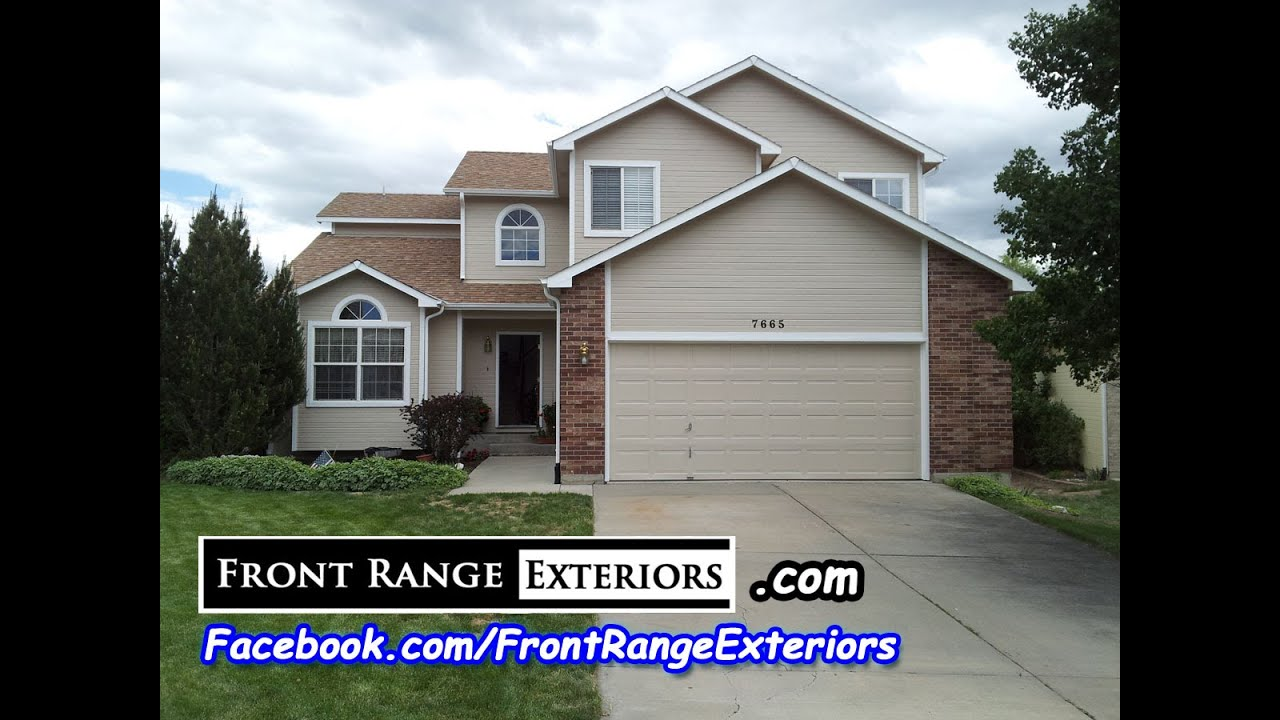 Colorado Springs Painting Contractors Front Range Exteriors Residential Roof Repair From