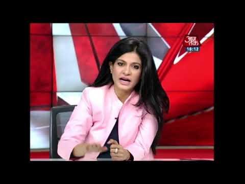 हल्ला बोल: कोरेगाव हिंसा के बाद पहली बार टीवी पर जिग्नेश मेवानी, अंजना ओम कश्यप के साथ