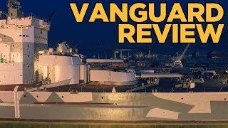 vanguard Review - World of Warships