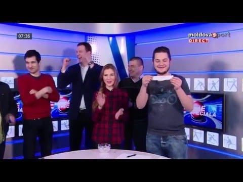 "Interviu Arsenal Fan Club Moldova (""Dimineața sportivă"", Moldova Sport TV)"