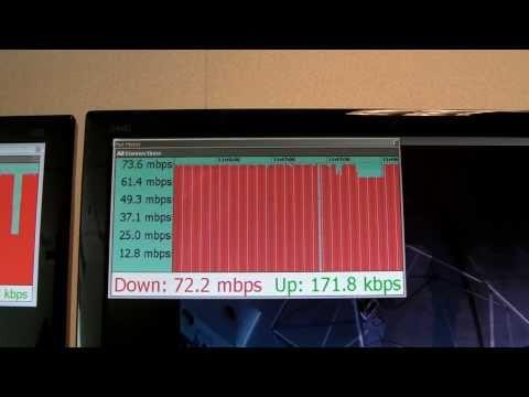 TELUS HSPA+ vs  LTE demo - MobileSyrup